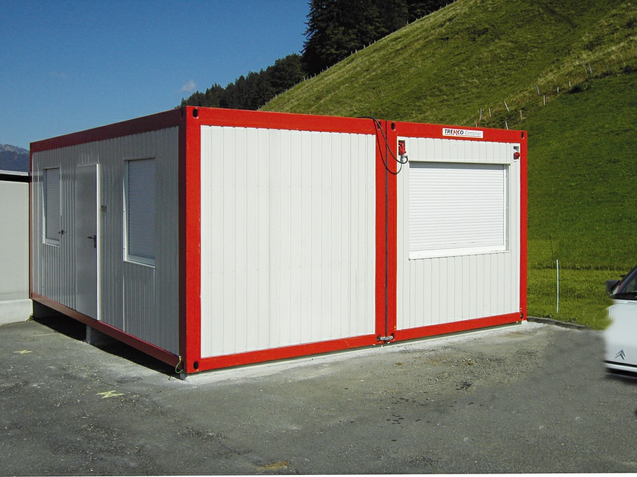 Container Typ TR - Tremco Baugeräte AG