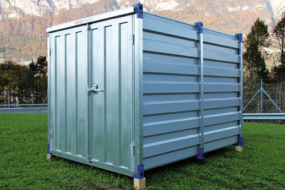 Container léger - Tremco Baugeräte AG